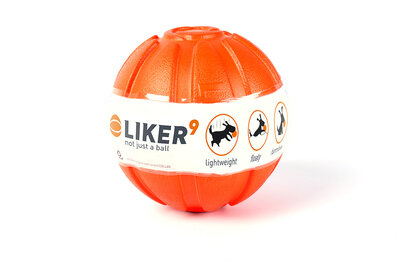 Liker 9 - a ball for dogs of large breeds